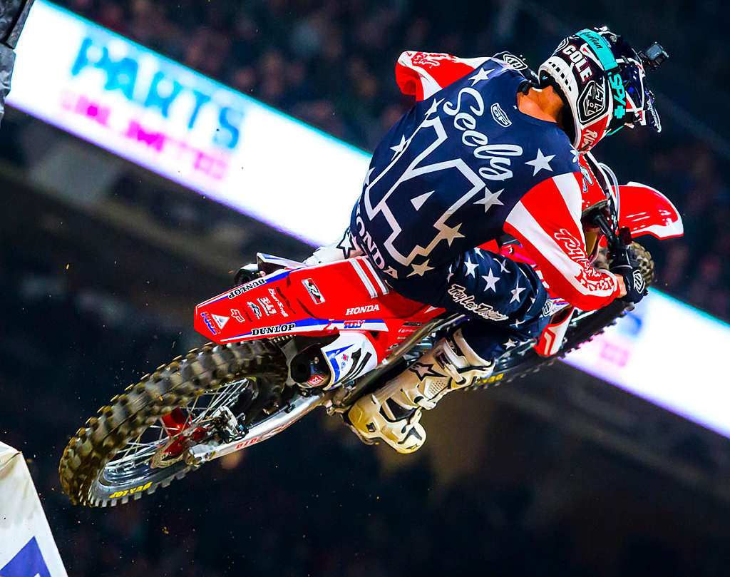 Seely Set For Sx