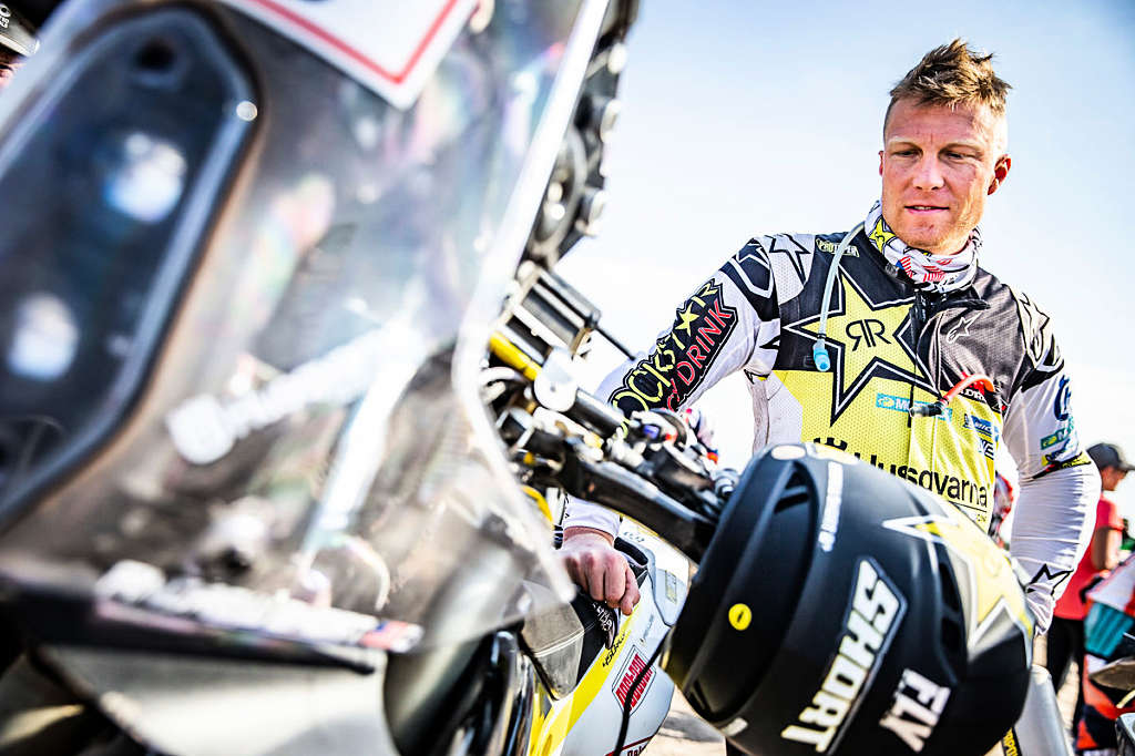 55517 Andrew Short Stage5 Rockstar Energy Husqvarna Factory Racing Dakar2019 078