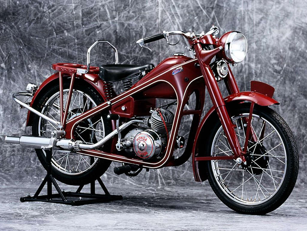 49 Honda Dream