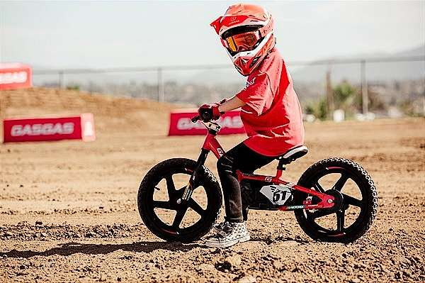 All New Gasgas Electric Balance Bikes Available Now 01