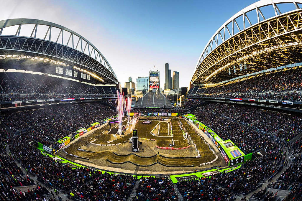 Seattle Sx Stadium